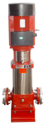 Vertical multistage stainless steel pump from LICHFIELD FIRE & SAFETY EQUIPMENT FZE - LIFECO