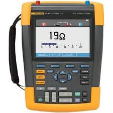 FLUKE 190 SERIES II SCOPEMETER TEST TOOL IN DUBAI from AL TOWAR OASIS TRADING
