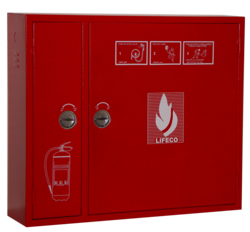 """LIFECO 1"""" HOSE CABINET from LICHFIELD FIRE & SAFETY EQUIPMENT FZE - LIFECO"""