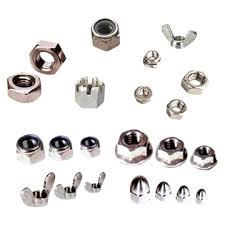 stainless steel nuts in dubai from NEW SEAS ALLOYS LLP