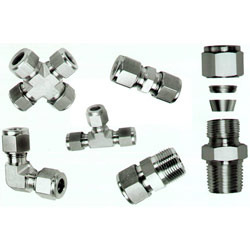Instrumentation Fittings from FRIENDLY TRADING & CONTRACTING W.L.L.