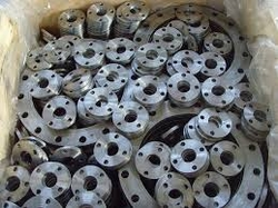 carbon steel flanges from NEW SEAS ALLOYS LLP