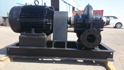 Grundfos chilled water transfer pump from LEO ENGINEERING SERVICES LLC