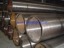 ALLOY STEEL PIPE from NEW SEAS ALLOYS LLP