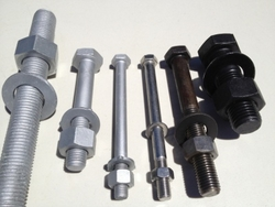 BOLTS AND NUTS from LINK MIDDLE EAST LTD