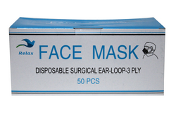 Face Mask from AL MAS CLEANING MAT. TR. L.L.C