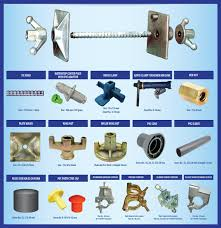 Formwork Accessories from ASK BUILDING MATERIALS TRADING LLC