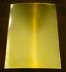 BRASS ANODES from AL TAHER CHEMICALS TRADING LLC.