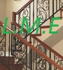 POSTS, BALUSTERS, LIGHTING, CLADDING & LADDERS from LINK MIDDLE EAST LTD