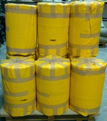 Disposible Duct Roll from AL BARSHAA PLASTIC PRODUCT COMPANY LLC