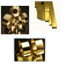 Brass Strip from TIMES STEELS