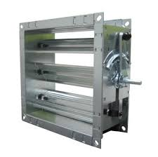 Volume Control Dampers UAE from SASCO AIRCONDITIONING INDUSTRY