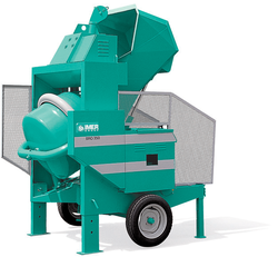Concrete Mixers from NEHMEH