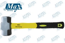 Sledge Hammer with Fiber Handle 8 LB  from A ONE TOOLS TRADING LLC