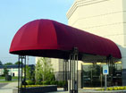Canopies from ELEGANCE SHADES & DECOR