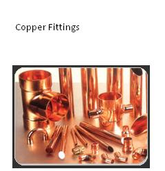 Copper Pipe Fittings from TIMES STEELS