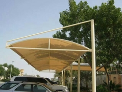 CAR WASHING SUN SHADES UAE from AL BAIT AL MALAKI TENTS & SHADES. +971553866226