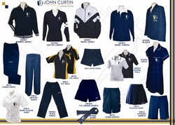 UNIFORMS from DAVID FASHION DESIGNING & GARMENTS L.L.C