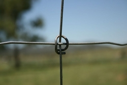RING LOCK FENCE SYSTEM--ANIMAL FENCING from LINK MIDDLE EAST LTD