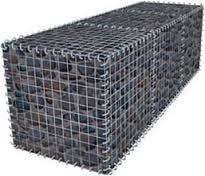 WELDED MESH GABIONS & MATTRESSES from LINK MIDDLE EAST LTD