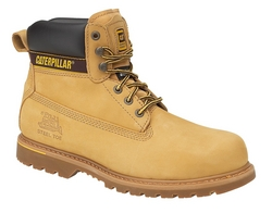 SAFETY SHOE CAT HOLTON HONEY 044534894 from ABILITY TRADING LLC