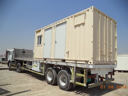 Container Office from LIBERTY BUILDING SYSTEMS FZC