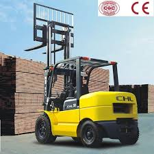 Anhui Heli CHL Forklift from K K POWER INTERNATIONAL L.L.C.