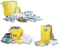 Oil Spill Kit – Drum Spill Kits from SIS TECH GENERAL TRADING LLC
