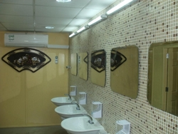 VIP Toilet / Ablution from LIBERTY BUILDING SYSTEMS FZC