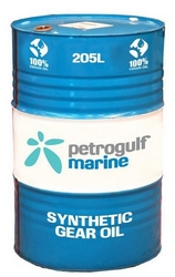 Petrogulf Synthetic Gear Oil from SIS TECH GENERAL TRADING LLC