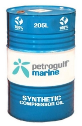 Petrogulf Synthetic Compressor Oil from SIS TECH GENERAL TRADING LLC