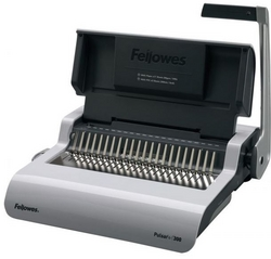 Fellowes Manual Comb Binding Machine Pulsar 300 from SIS TECH GENERAL TRADING LLC