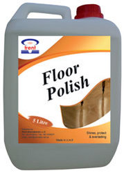 Floor Polish from TRENT INTERNATIONAL LLC
