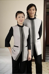 Hospitality Uniforms  from 101 COMPUTER EMBROIDERY ( 101 UNIFORMS )