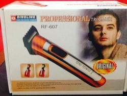 Dingling clipper 607 from NATURAL RUBY SALON EQUIPMENTS TRADING LLC