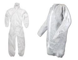 Disposable Coverall supplier in UAE from DELMA ROYAL TRADING  L L C