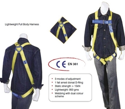 Fall Protection supplier in UAE from DELMA ROYAL TRADING  L L C