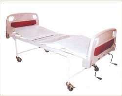 Hospital Fowler Bed  (ASS Panels) from MAC INDUSTRIAL SUPPLY FREEZONE