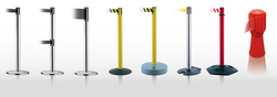 QUEUING BARRIER SYSTEM  from BETTER CHOICE BUILDING MATERIAL TRD. LLC