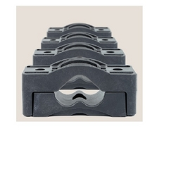 Innovative cable cleats-custom-made mounting mater from FAS ARABIA LLC, DUBAI UAE