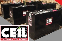 Forklift Batteries from CLASSIC POWER BATTERIES TRADING LLC
