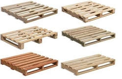 WOODEN PALLETS from BETTER CHOICE BUILDING MATERIAL TRD. LLC