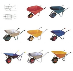 WHEEL BARROW from BETTER CHOICE BUILDING MATERIAL TRD. LLC