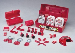 LOCKOUT TAGOUT from BETTER CHOICE BUILDING MATERIAL TRD. LLC