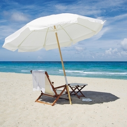 BEACH UMBRELLA from BETTER CHOICE BUILDING MATERIAL TRD. LLC