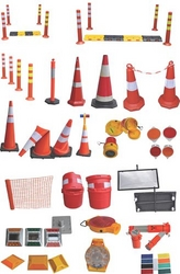 ROAD SAFETY EQUIPMENTS from BETTER CHOICE BUILDING MATERIAL TRD. LLC