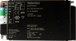 ATCO.TRIDONIC SUPPLIER IN UAE from ROYAL CITY ELECTRICAL APPLIANCES LLC