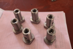 MACHINED PARTS OF ENGINEERING & HIGH PERFORMANCE PLASTICS from SRN MECHANICAL SERVICES L.L.C