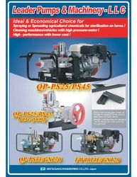 QP PRESSURE TESTING PUMP from LEADER PUMPS & MACHINERY - L L C