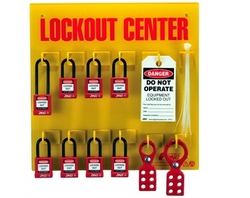 LOCKOUT TAGOUT STATION  ZING, USA from URUGUAY GROUP OF COMPANIES
